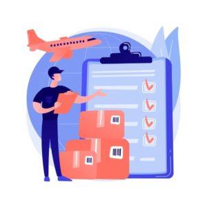 dedouanement-concept-abstrait-droits-douane-expert-importation-courtier-douane-agree-declaration-fret-conteneur-navire-metaphore-abstraite-du-paiement-taxes-ligne