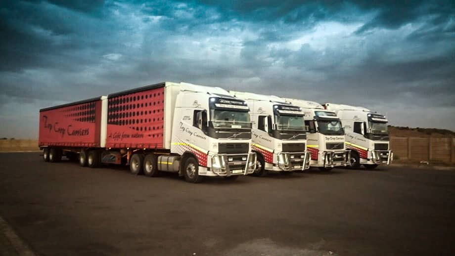 services de camion thailande
