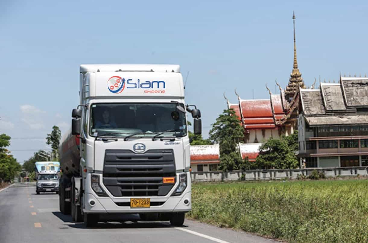 services camion thailand